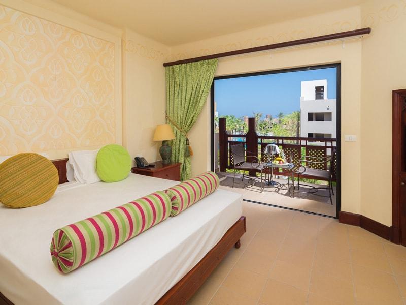 номер отеля Port Ghalib Resort