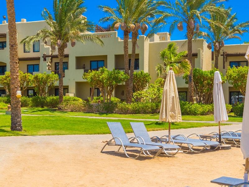 отдых в отеле Port Ghalib Resort