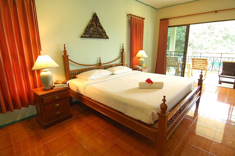 номер отеля Arayaburi Resort - Phi Phi Island