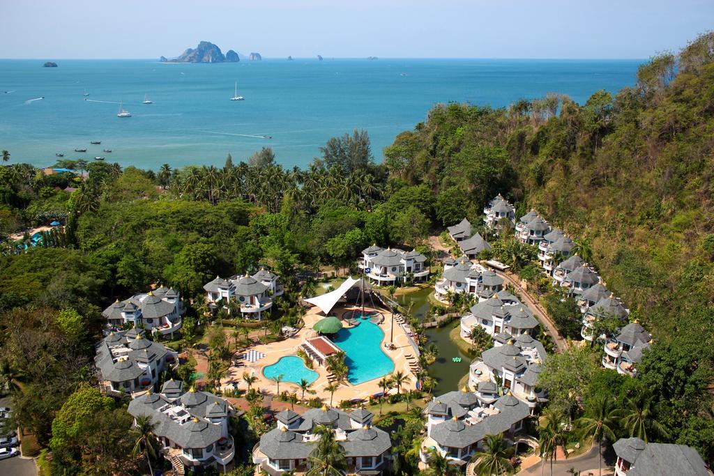 вид отеля Krabi Resort