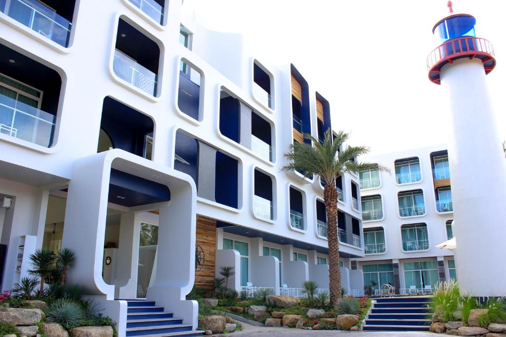 корпус отеля Sugar Marina Resort - Nautical - Kata Beach