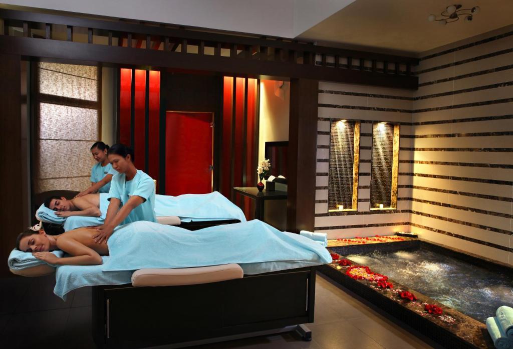 спа отеля Fujairah Rotana Resort & Spa
