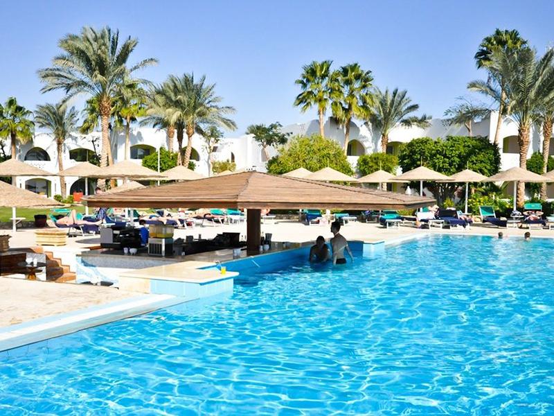 бассейн отеля Domina Coral Bay Aquamarine Hotel & Resort