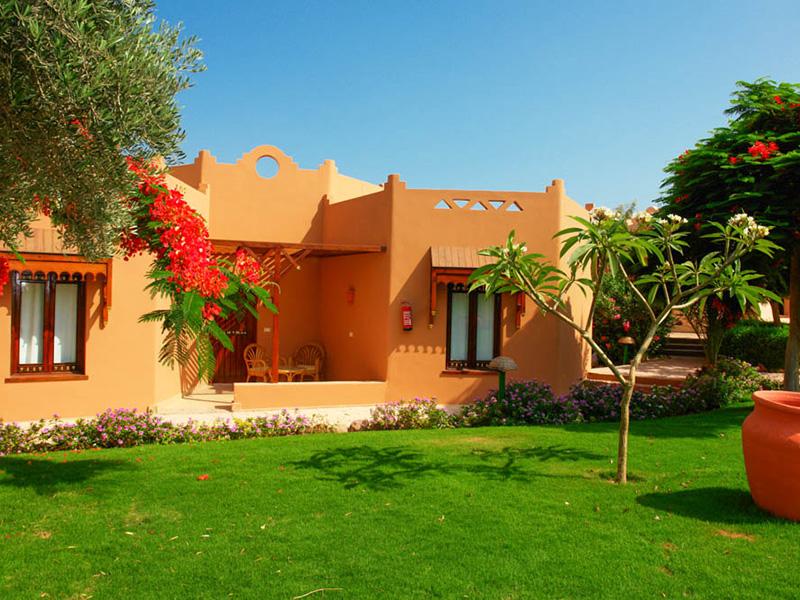 корпус отеля Nubian Village