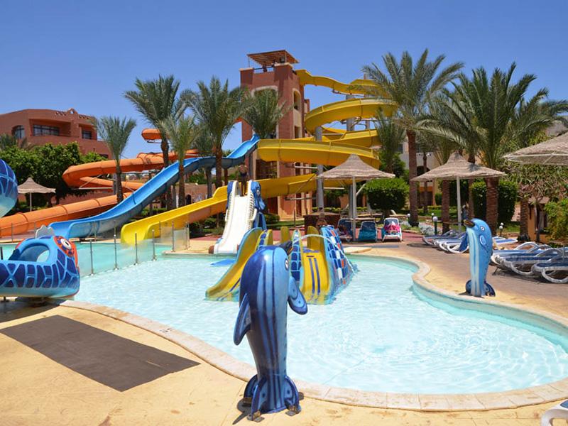 детский бассейн отеля Nubian Village
