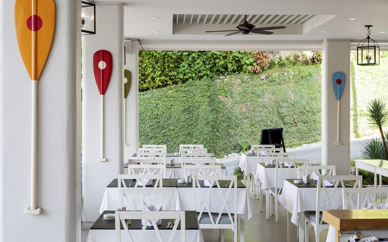 ресторан отеля Sugar Marina Resort - Nautical - Kata Beach