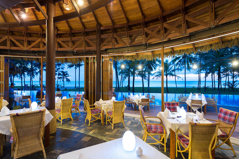 ресторан отеля The Haven Khao Lak