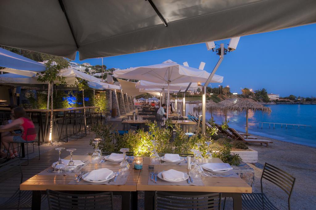 ресторан отеля Eden Beach Resort
