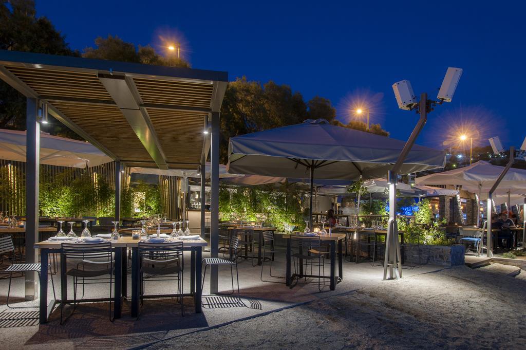 территория отеля Eden Beach Resort