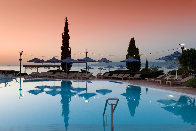 отдых в отеле Poseidon Palace