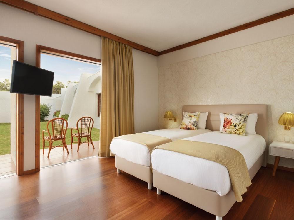 номер отеля Wyndham Loutraki Poseidon Resort