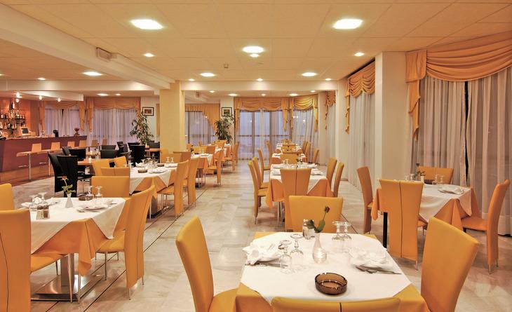 ресторан отеля Poseidon