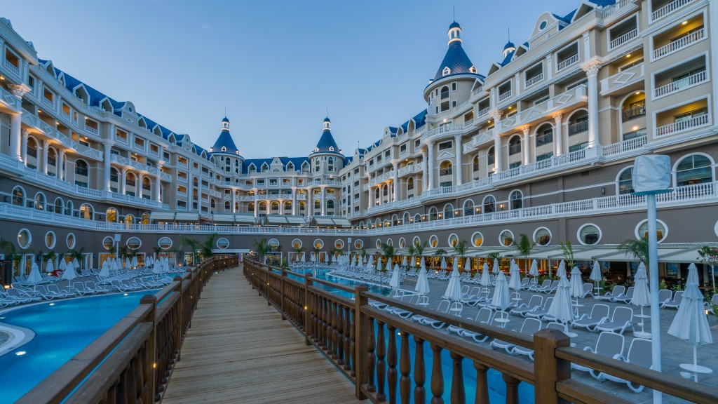 корпус отеля Haydarpasha Palace Hotel