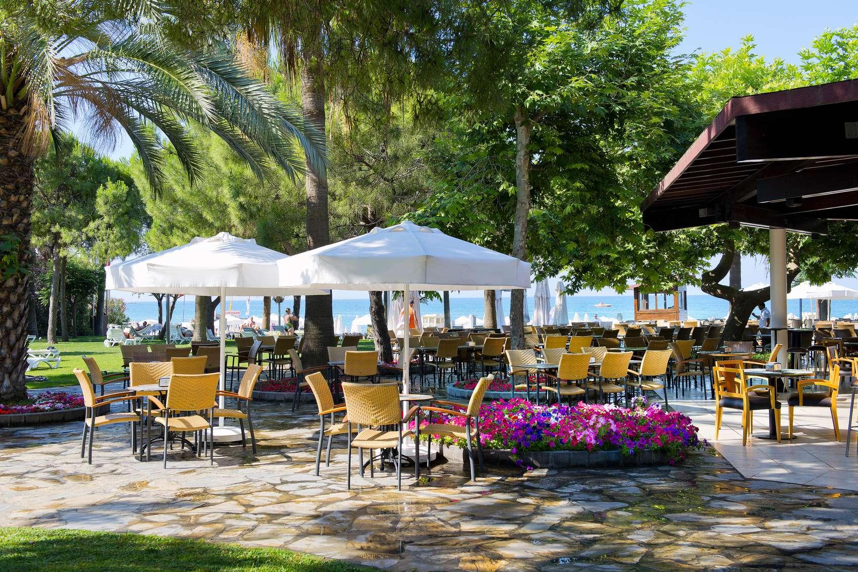 ресторан отеля Barut Hemera