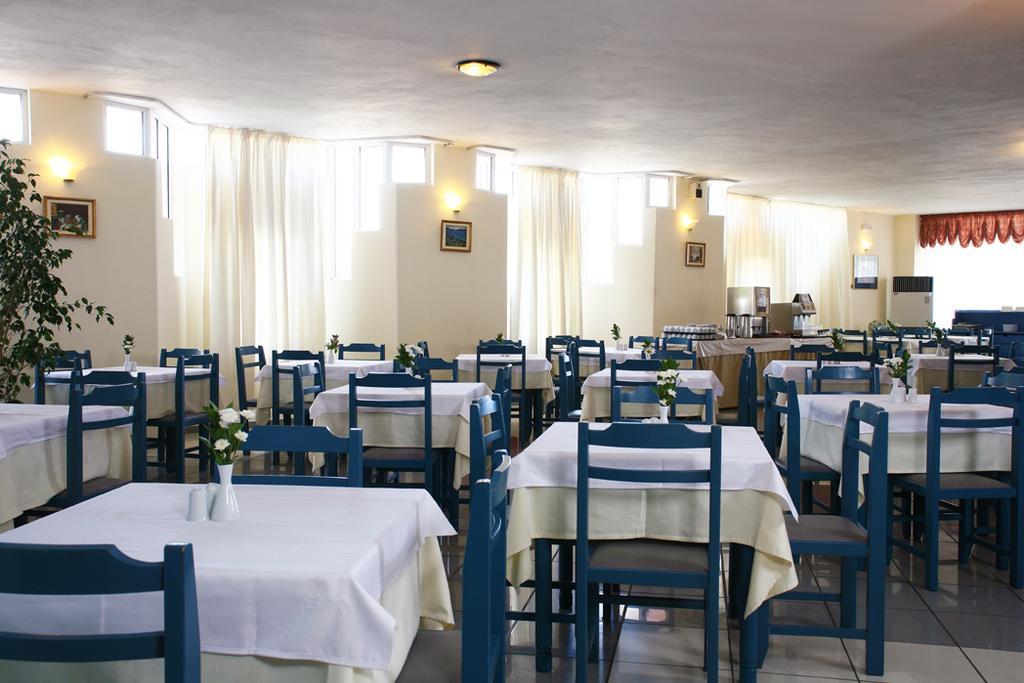 ресторан отеля Evelyn Beach