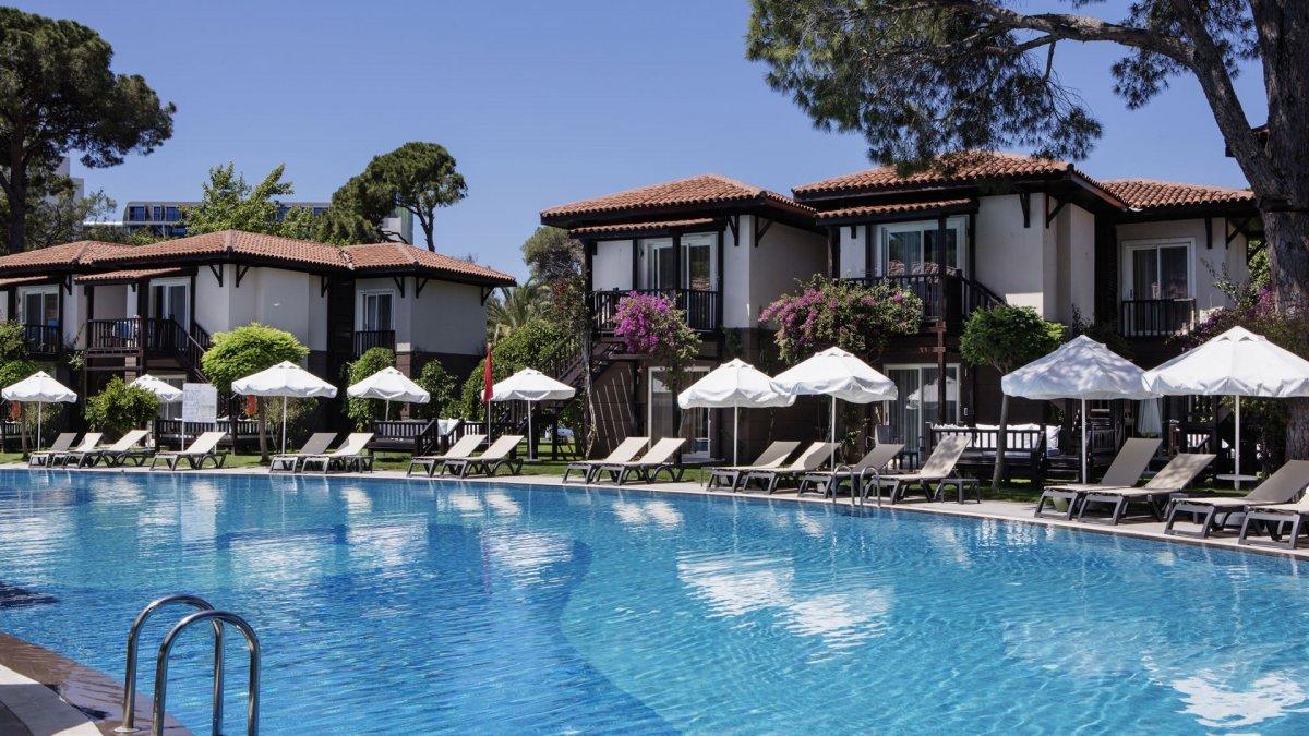бунгало отеля Papillon Ayscha Hotels Resort & Spa