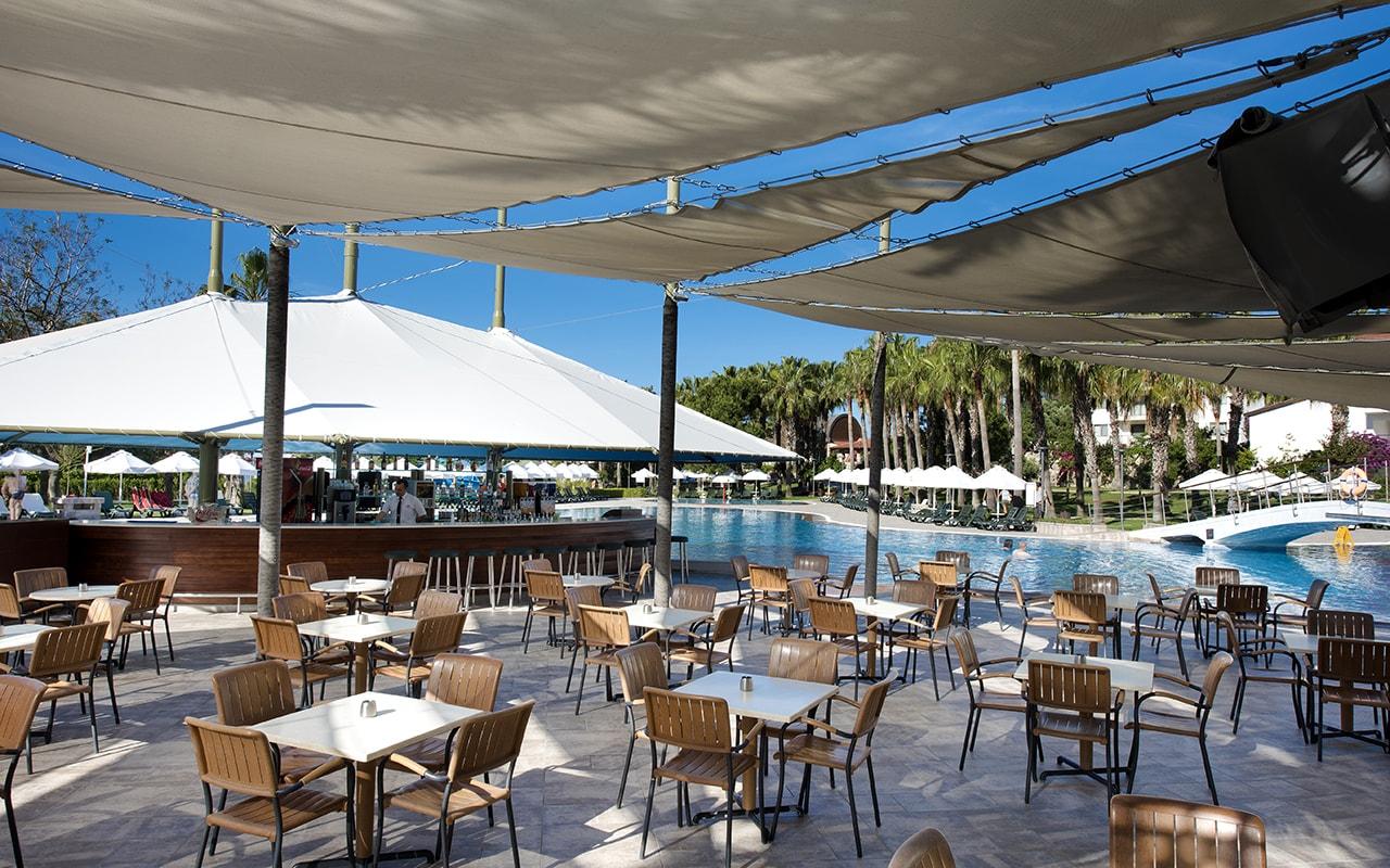 снек бар отеля Barut Arum