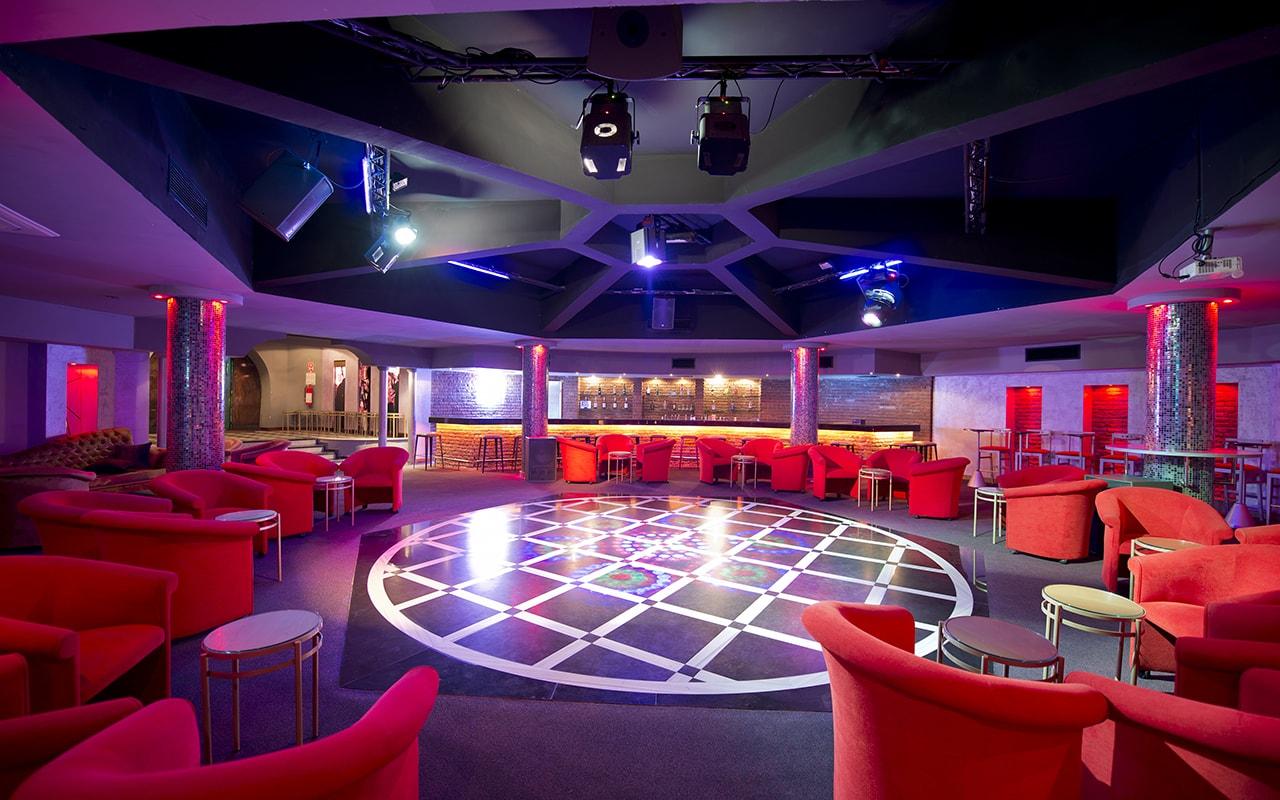 ночной клуб отеля Barut Arum