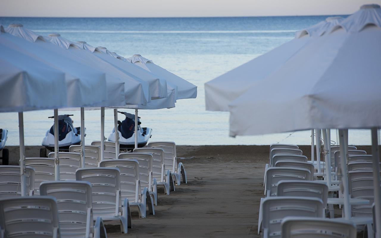 пляж отеля Barut Arum