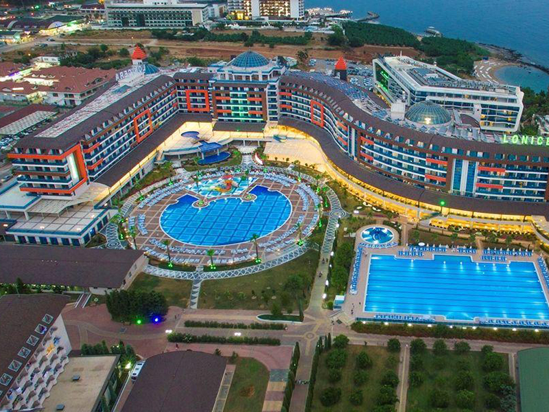 отель Lonicera Resort & Spa Hotel