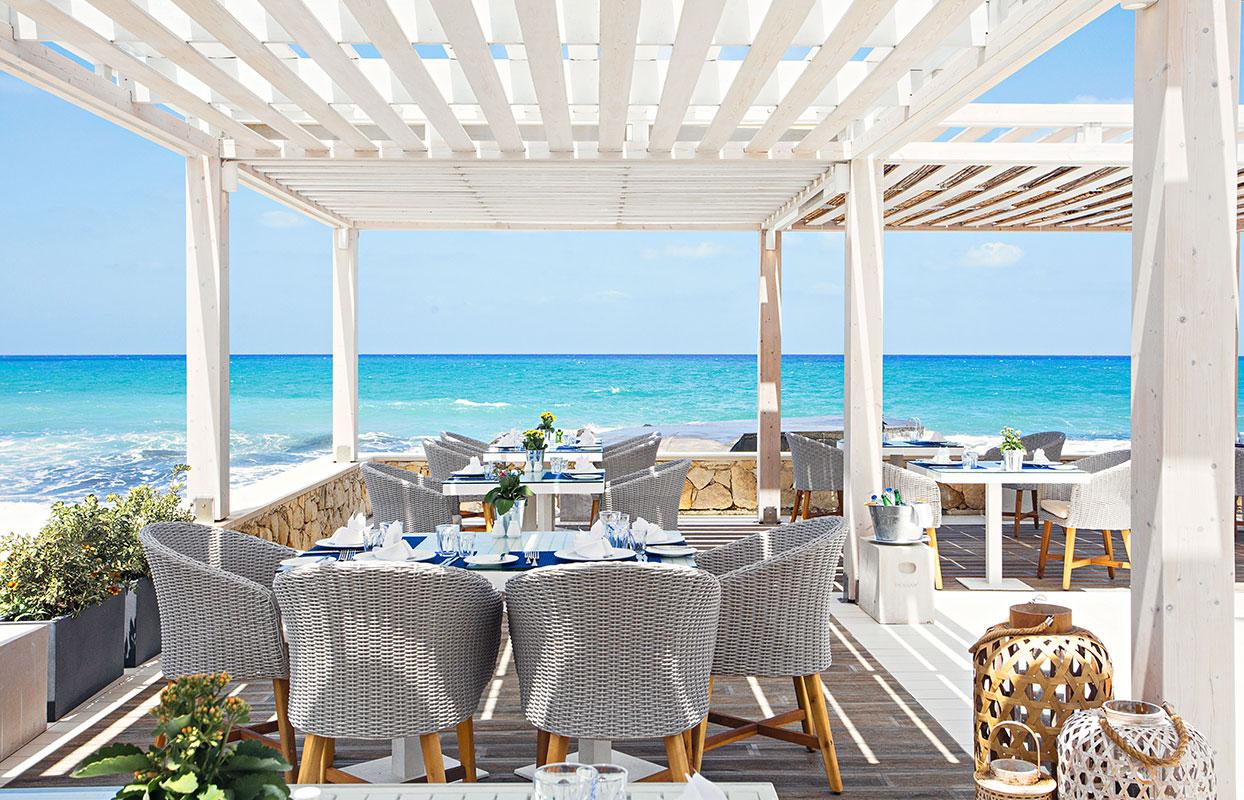 ресторан отеля Grecotel Lux.Me White Palace