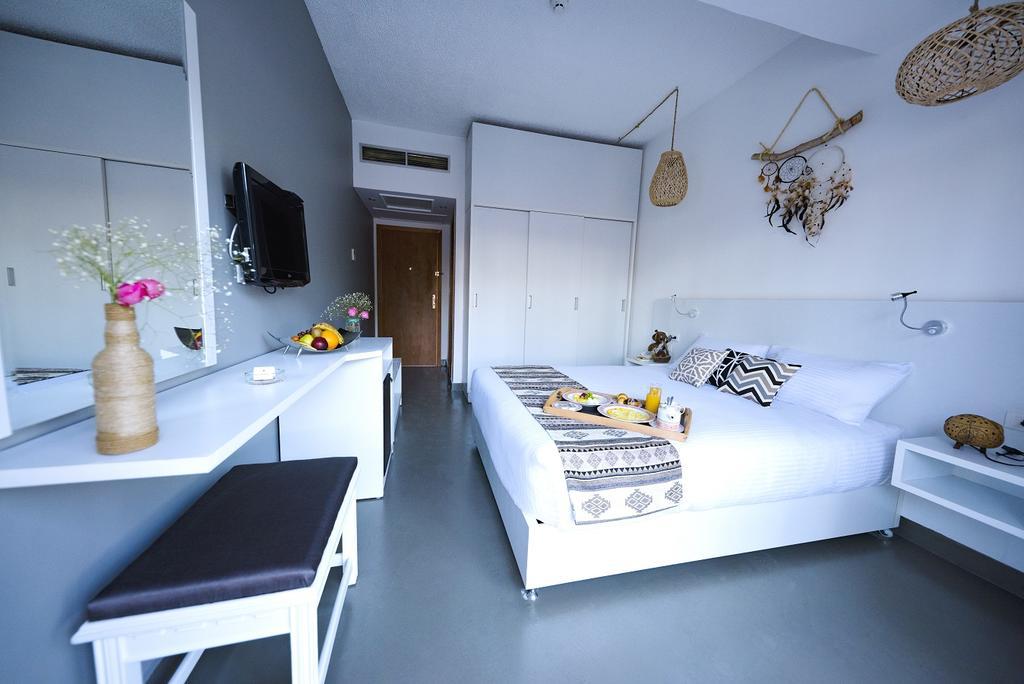 номер отеля Meraki Resort