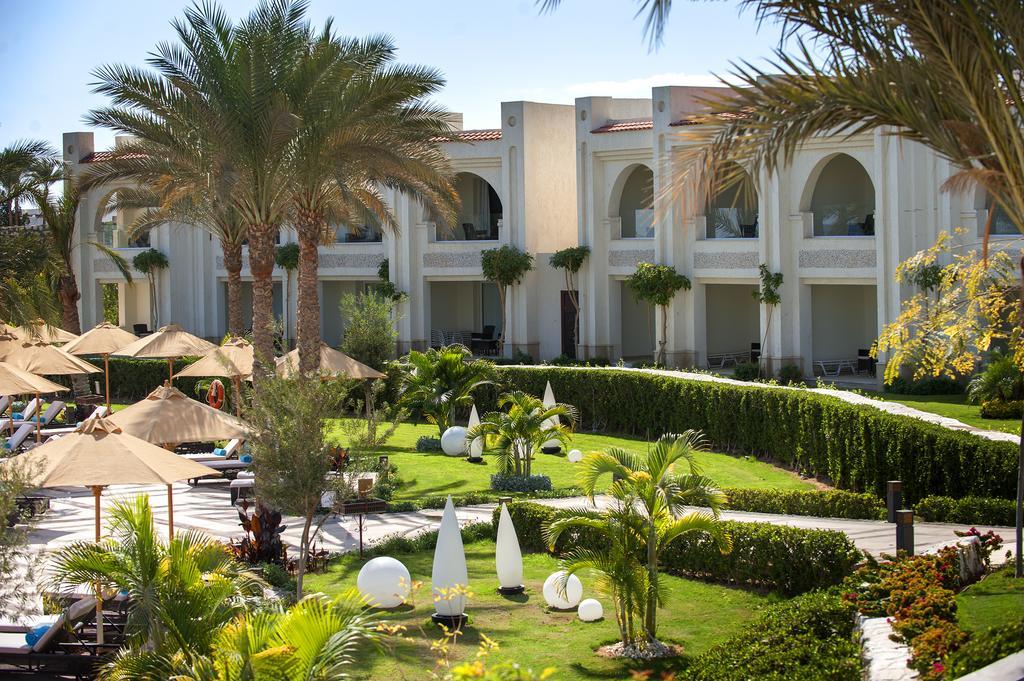 корпус отеля Sunrise Grand Select Montemare