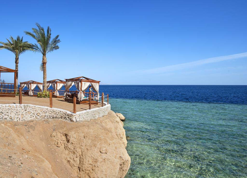пляж отеля Sunrise Grand Select Montemare