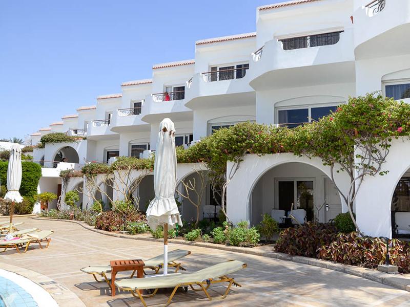 корпус отеля Iberotel Palace