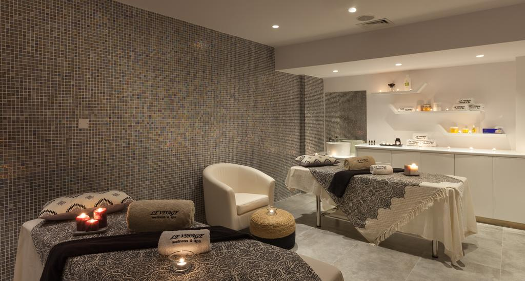 спа-центр отеля The Blue Ivy Hotel & Suites