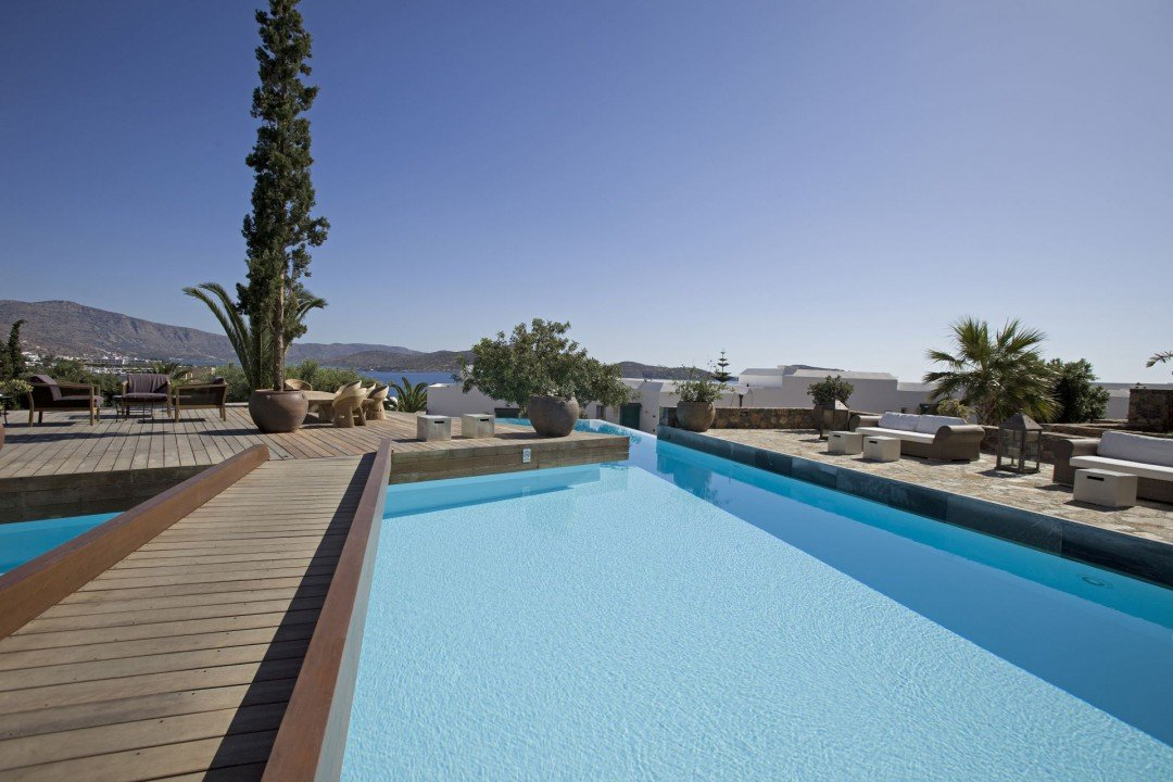 бассейн отеля TUI SENSIMAR Elounda Village Resort & SPA by AQUILA