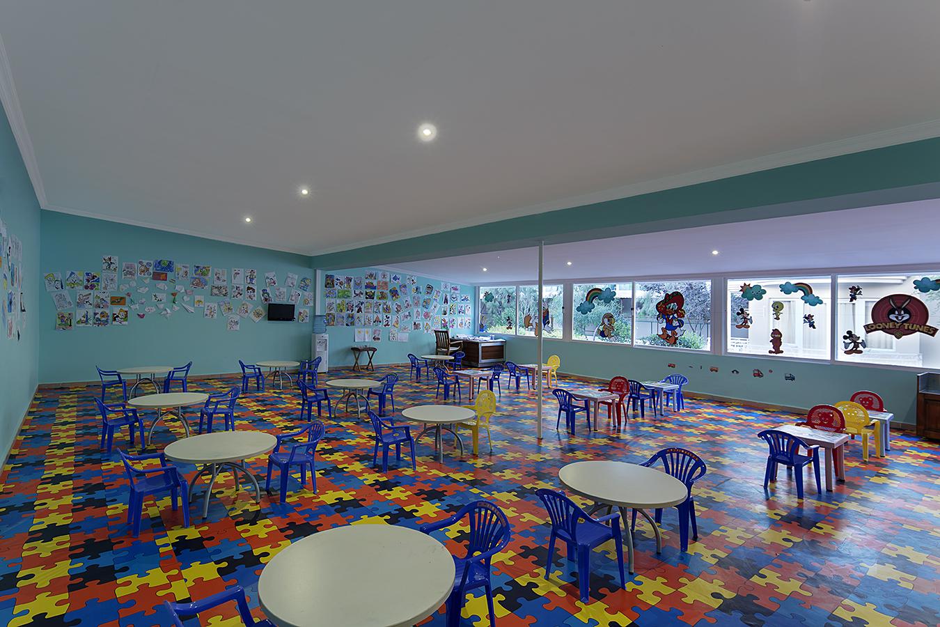 детский клуб отеля Larissa Holiday Beach Club