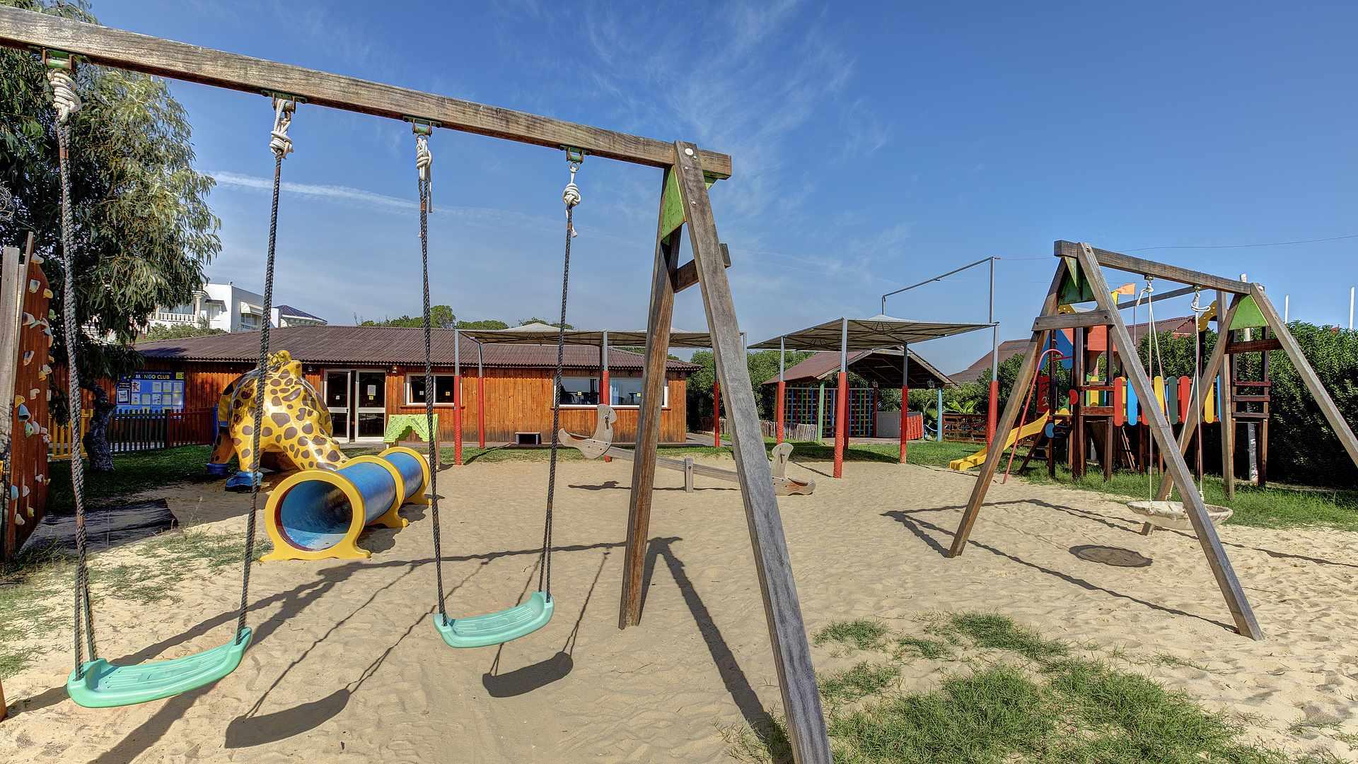 детская площадка отеля TUI Magic Life Africana
