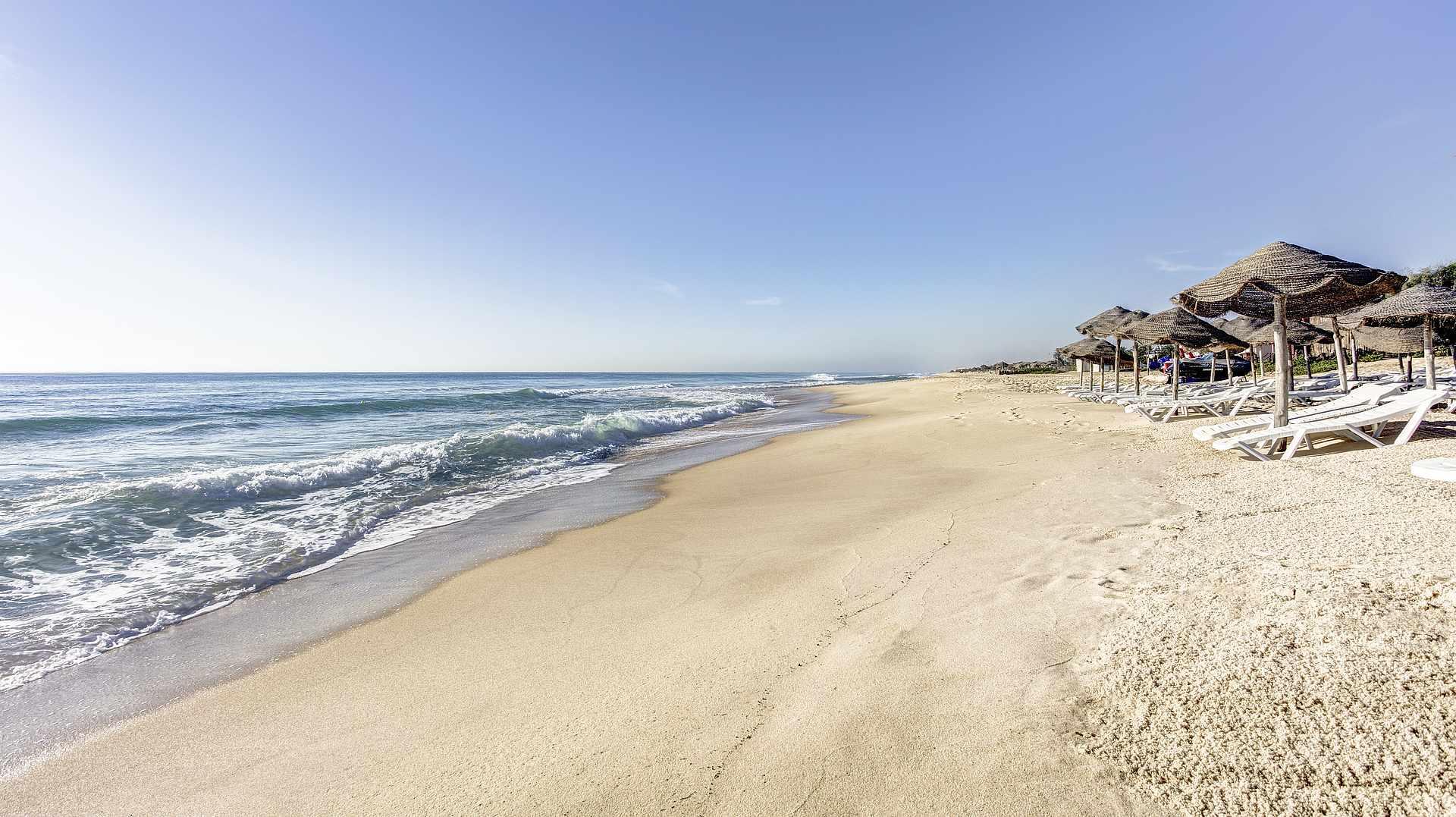 пляж отеля TUI Magic Life Africana