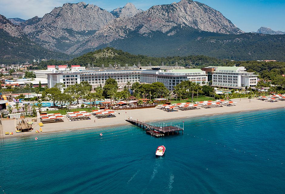 Queens Park Resort Goynuk 5 ТурцияСредиземноморский