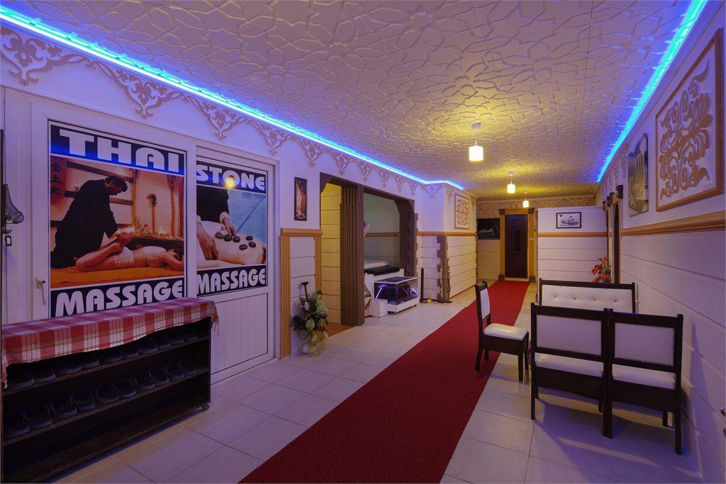 спа-центр отеля Larissa Holiday Beach Club