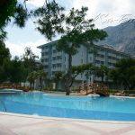 бассейн отеля Akka Antedon Hotel