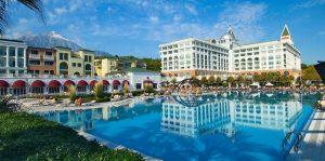 бассейн отеля Amara Dolce Vita