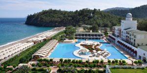 территория отеля Amara Dolce Vita
