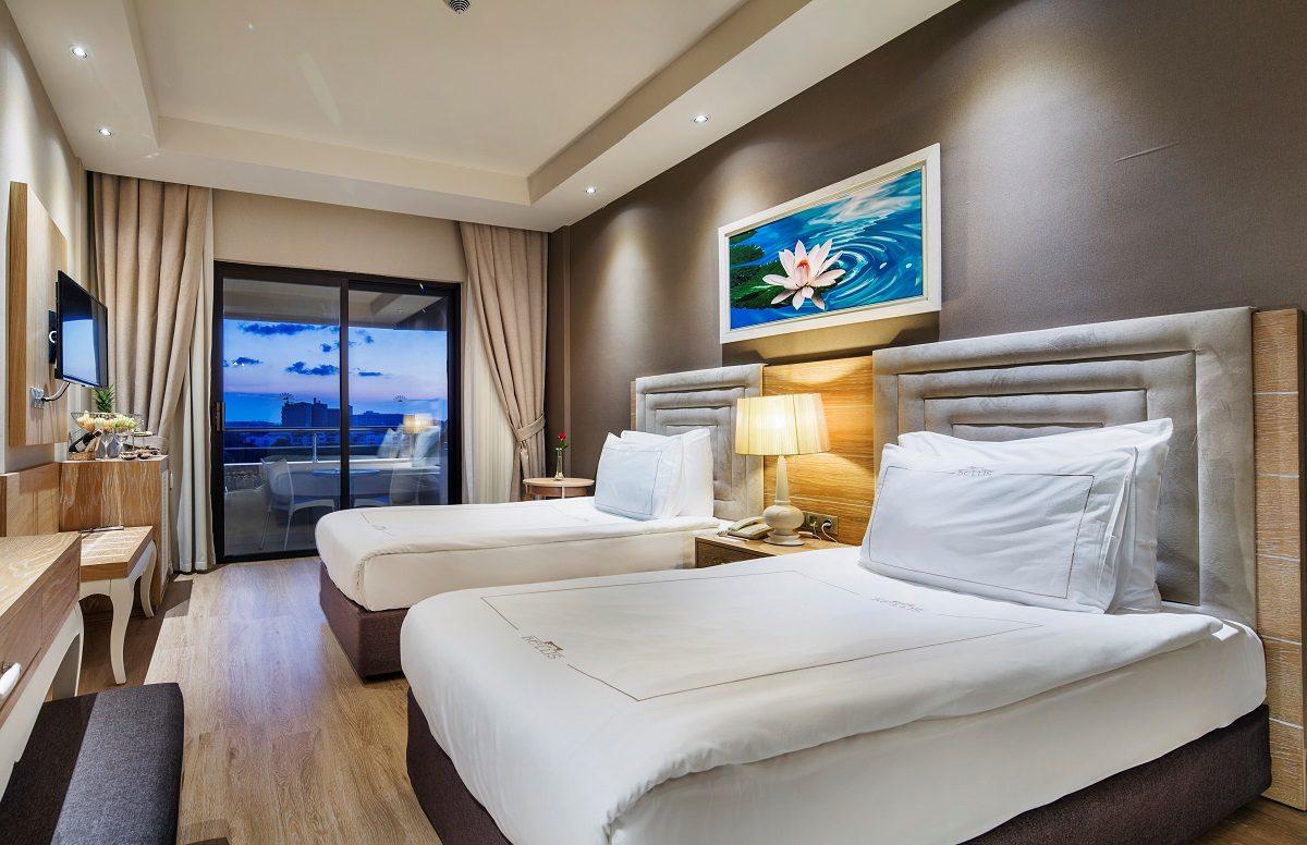 номер отеля Bellis Deluxe Hotel