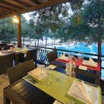 ресторан отеля Bodrum Park Resort
