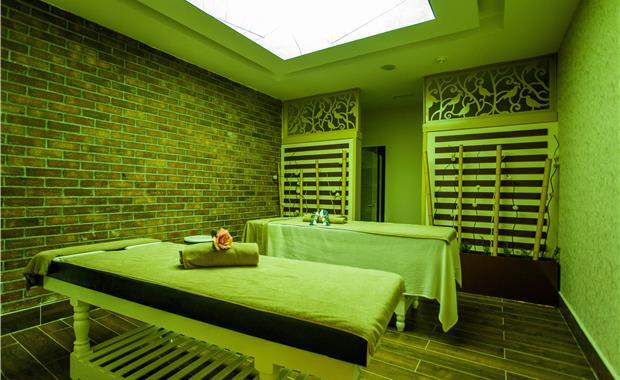 спа отеля Eftalia Marin Hotel