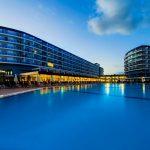 бассейн отеля Eftalia Marin Hotel