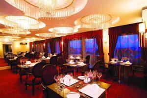 ресторан  отеля Euphoria Tekirova