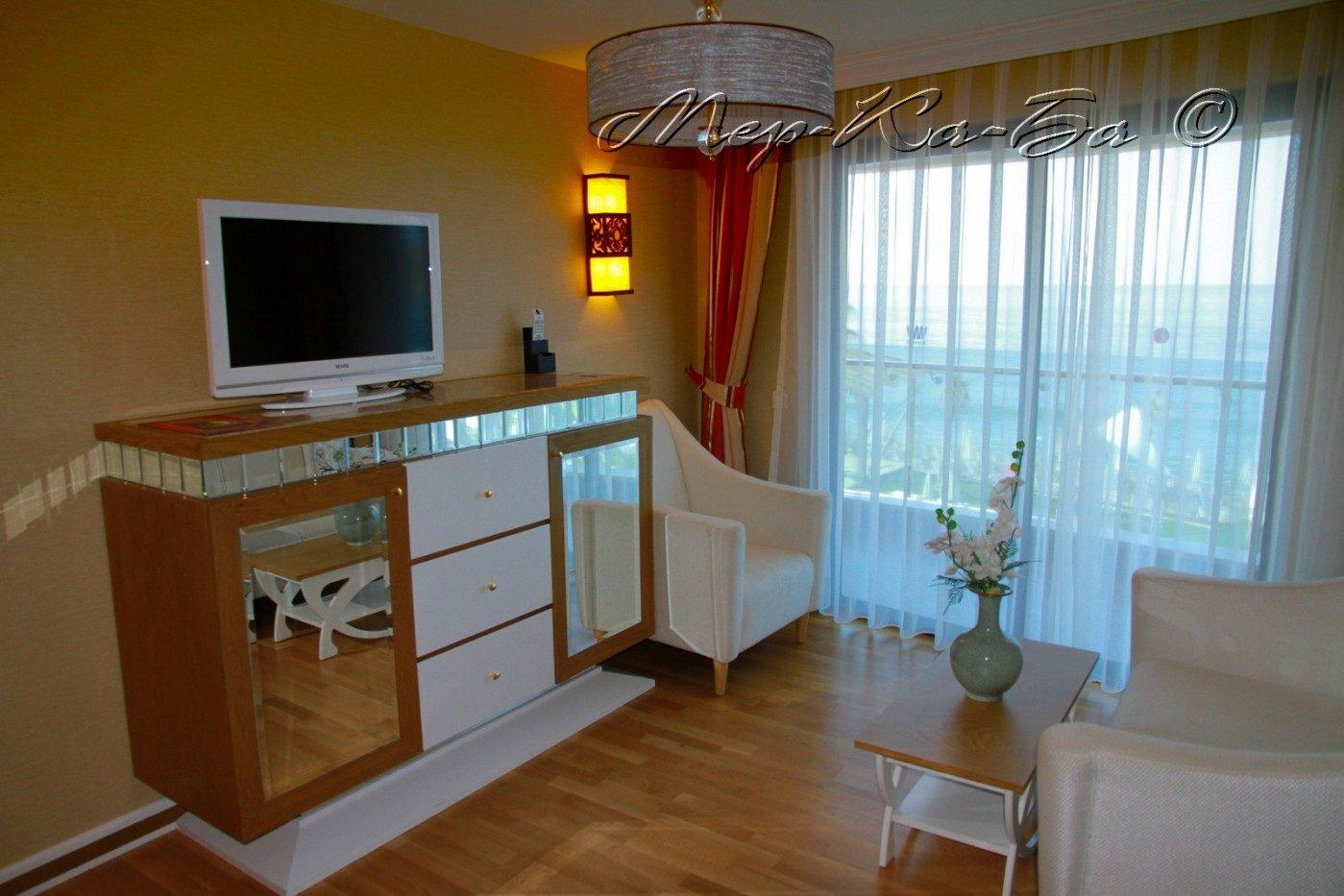 номер отеля Granada Luxury Resort