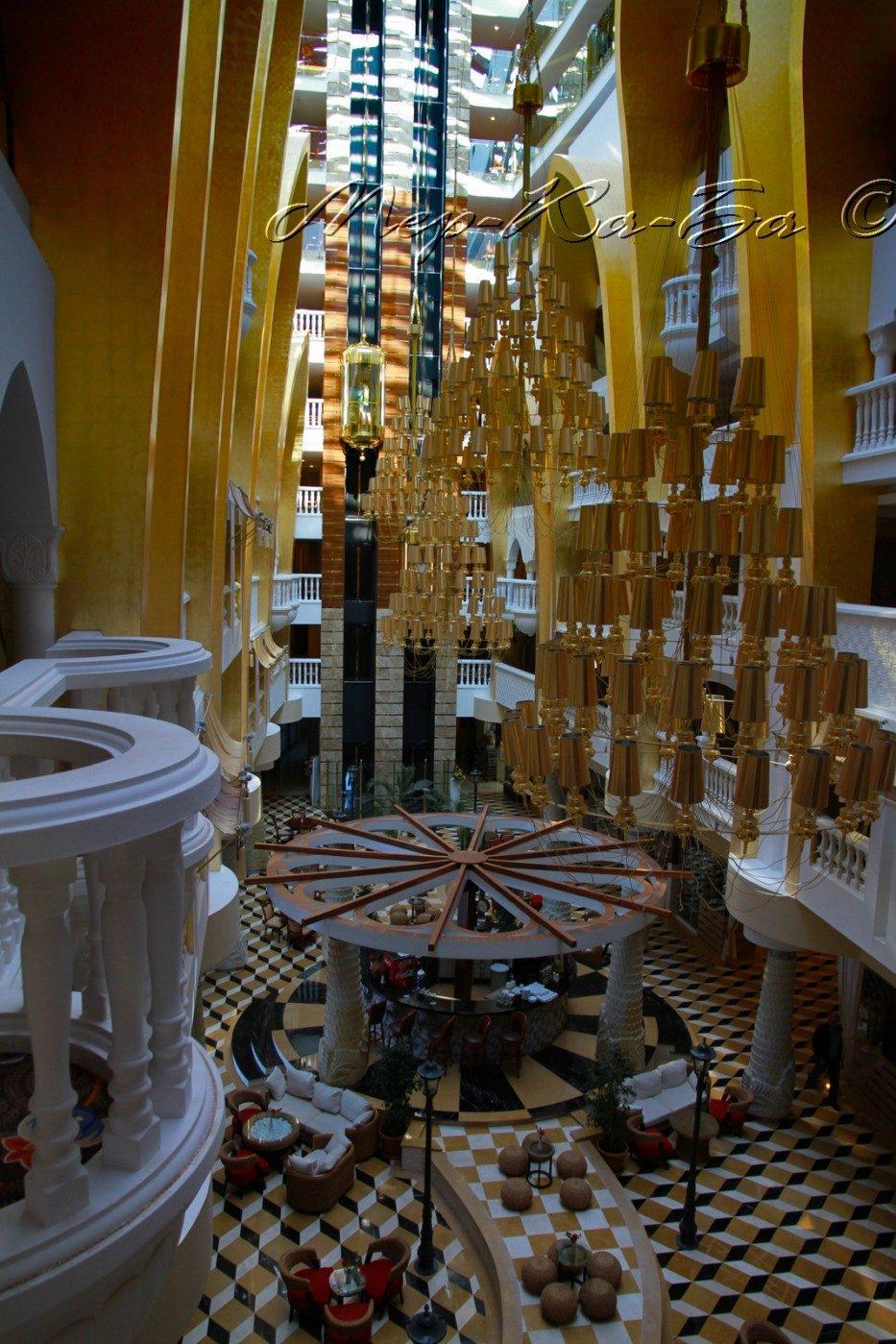 корпус отеля Granada Luxury Resort