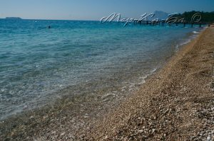 пляж отеля Euphoria Tekirova