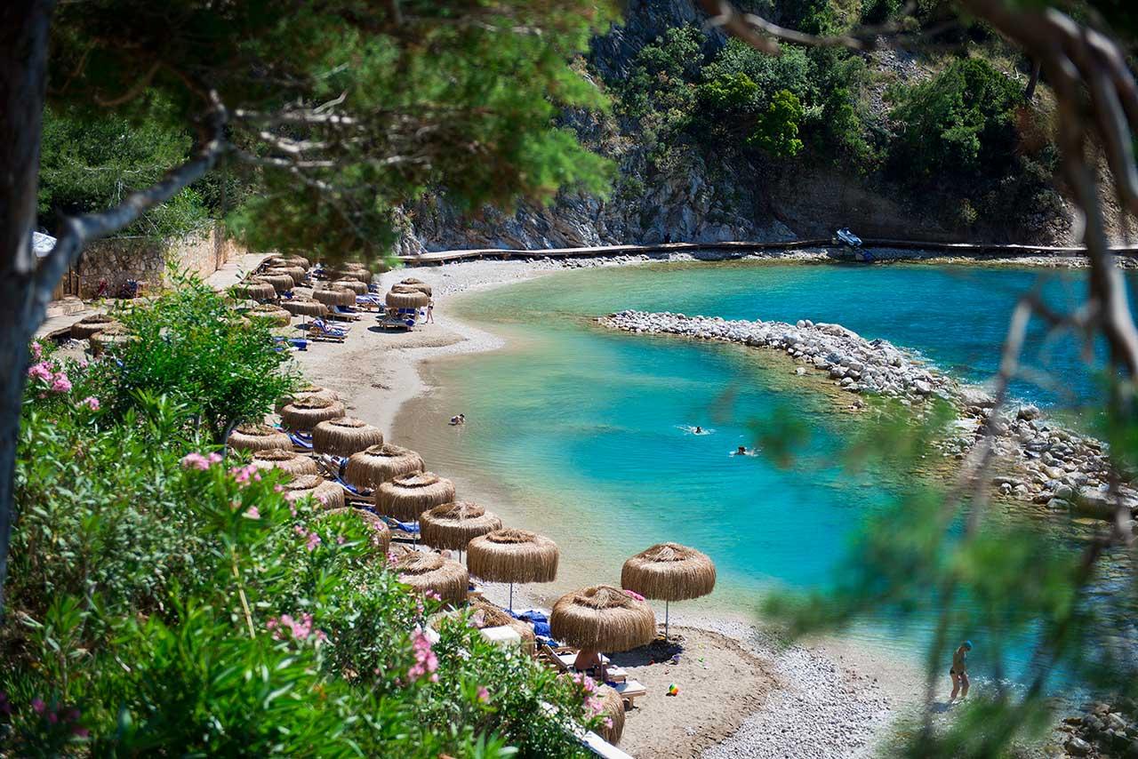 пляж отеля Liberty Hotels Lykia