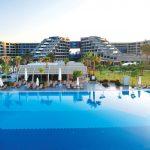 бассейн отеля Susesi Luxury Resort