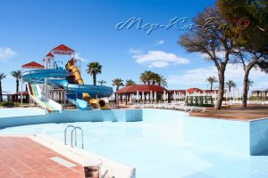 бассейн отеля Magic Life Belek Imperial